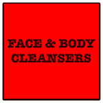 Face/Body Cleansers