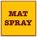 Mat Spray